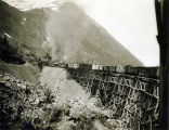 [White Pass & Yukon Railway.]