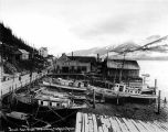 Juneau Iron Works Shipbuilding and Repair Yards.
