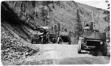 Graveling the road near Chitina May 1919.