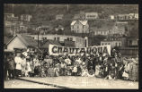 "School Children's ""Chautauqua"" Demonstration Juneau Alaska. 9-17-21."