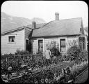 An Alaskan Home at Skagway.
