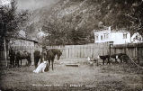 Pullen House Ranch, Skagway, Alaska.
