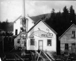 Home of Chief Ko-Teth Sha-Doc.  Ketchikan, Alaska.