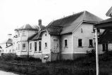 Residence of Greek Catholic priest at Unalaska, Aka., 1939