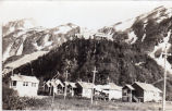 Employees Dwelling at Perseverance Mine 4 miles from Juneau.