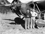 Tony Schwamm & Clarence Smith (Curtiss Thrush)