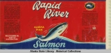 Kelley-Clarke Co., Rapid River Brand Alaska Pink Salmon.