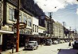 So. Franklin St., Juneau, Alaska, April 1948.