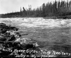 White Horse Rapids - Yukon Territory, July 21, 1900.