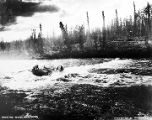 Shooting Whitehorse Rapids.
