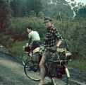 Boys from Boston on bikes – July 13, 1949.