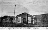 U.S. Telegraph Station Richardson, Alaska 2nd one.