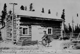 Donnelly Telegraph Station, ca. 1915.
