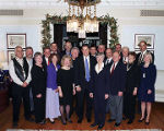 Governor Knowles cabinet, 11/15/2002.
