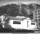 Juneau Memorial Library.