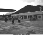 Juneau Airport dedication, June 12, 1949.