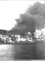 Hoonah [?] fire, June 14, 1944.