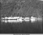 San Juan cannery, Prince William Sound, 1943.