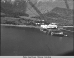 Port Ashton cannery, Prince William Sound, 1946.