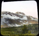 Face Mountain from Skagway, Alaska.