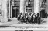 Governor Troy and members of the legislature - Territory of Alaska 13th Session - 1937.
