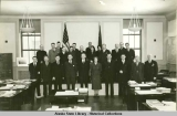 Members of House of Representatives - 13th Session 1937- Territory of Alaska.