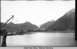 Valdez from water, Sept. 1939.