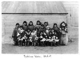 Eskimo Girls, St. L. I. [St. Lawrence Island].