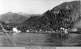Warm Springs Bay c. 1925.