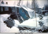 Anchorage residence:  1964 Earthquake.