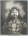 Kaw-Claa.  Thlinget [Tlingit] Native woman in full potlatch dancing custome [costume].  Copyright...