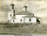 The Church of the Holy Ascension, Russian Orthodox Church, Unalaska.