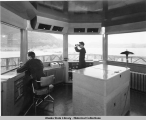 Air Operations Building (Lookout Tower - Looking NE), June 27, 1943.