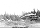 Goddard Hot Springs -Sitka area circa 1920.