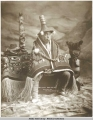 Old Chief Kow-Dik-Ney. Copyright 1906.