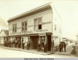 Old Shattuck Office [ca. 1900-1910].