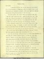 Letter from Helen Wilson Luzadder, November 1918.