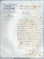 Letter, 8/1858 San Francisco to Messrs. A. Heard & Co., Hong Kong.