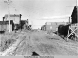 Main Street, Candle [Alaska], Oct 1948.