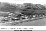 Rampart, aerial view, Sept., 1939.