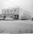 ADH branch office, Anchorage, Feb. 1953.