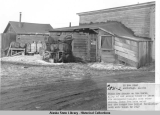 North Alley of 4th Avenue, Anchorage, 20 Feb. 1948.