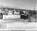10th and East G, Anchorage, Alaska, 20 Feb 1948.