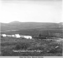 Camp of Seward Peninsula Mining Co. 1905.