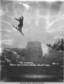 Ski Jumping.  Winter sport at Nome, Alaska.  Feb. 25, 1906.