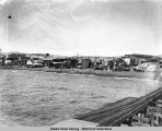 Panorama of Nome, Alaska.  July 1905. Part A.