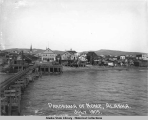 Panorama of Nome, Alaska.  July 1905. Part B.