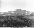 Winter dumps on Little Creek, Nome, Alaska.  May 20, 1906. Part B.
