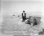 Snowed under.  Nome.  Mar. 31, 1907.