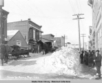 Front St. Nome.  April 2, 1907.
